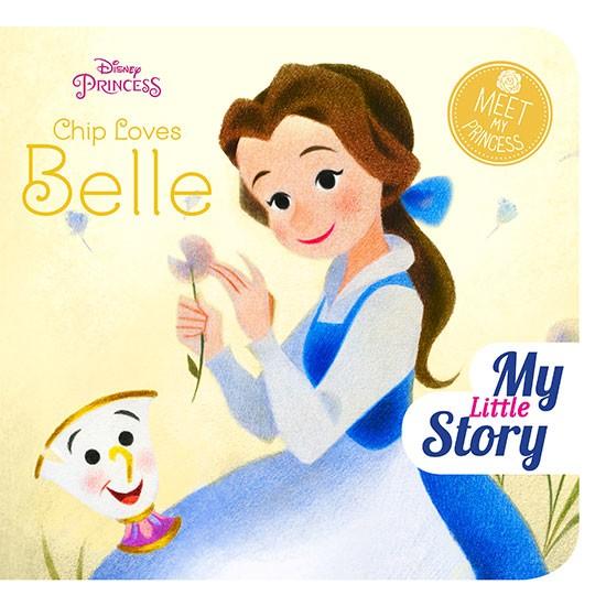 Chip Loves Belle