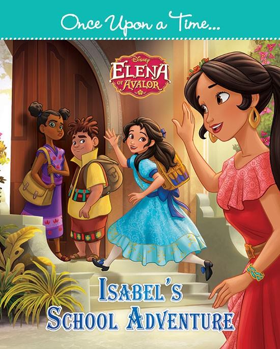 Isabel's School Adventure