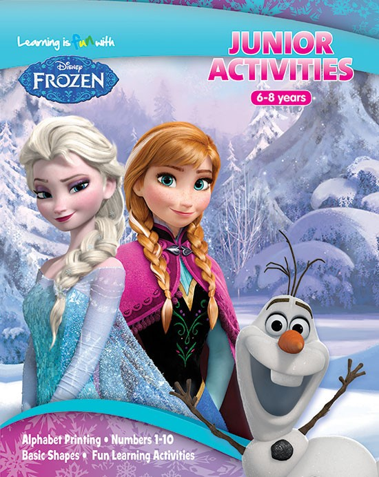 Learning is fun with Frozen