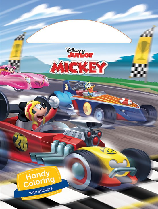 Mickey & The Roadster Racers
